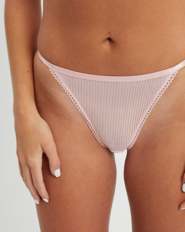 Saturday the Label Thong Molly Thong - Pink