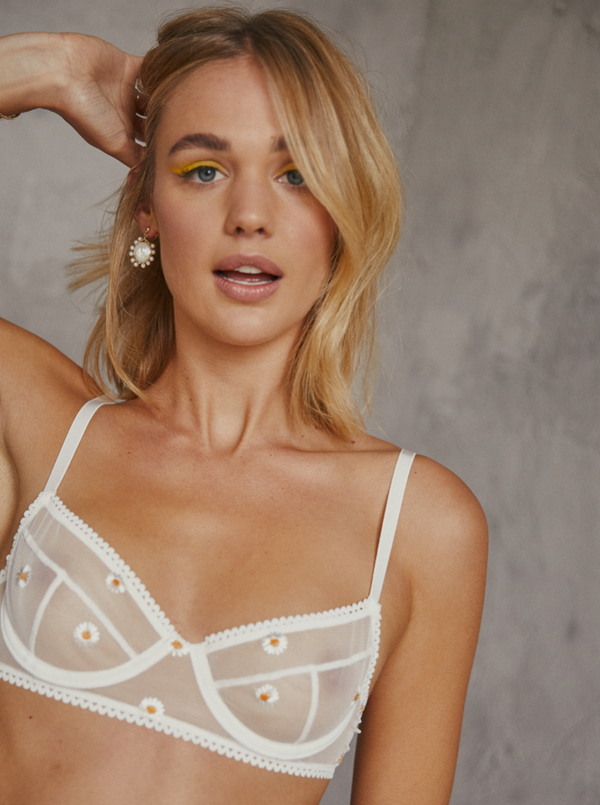Saturday the Label Underwire Bra Daisy Underwire Bra