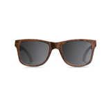 shopwoodie Sunglasses Walnut Burl Wood / Black / 51*21*142 mm Crackerjack