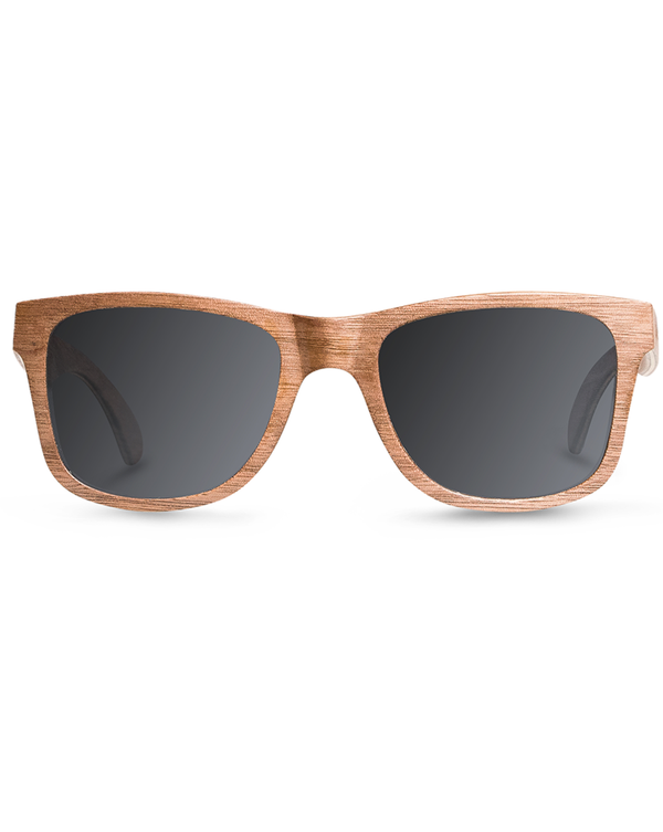 shopwoodie Sunglasses Walnut Wood / Black / 51*21*142 mm Crackerjack