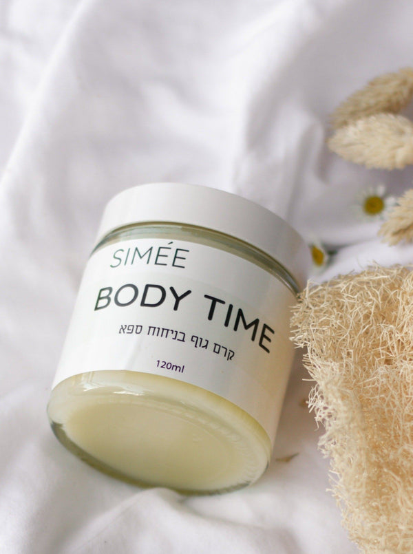 simeevianature Body Care 120ML Body Time Body Lotion