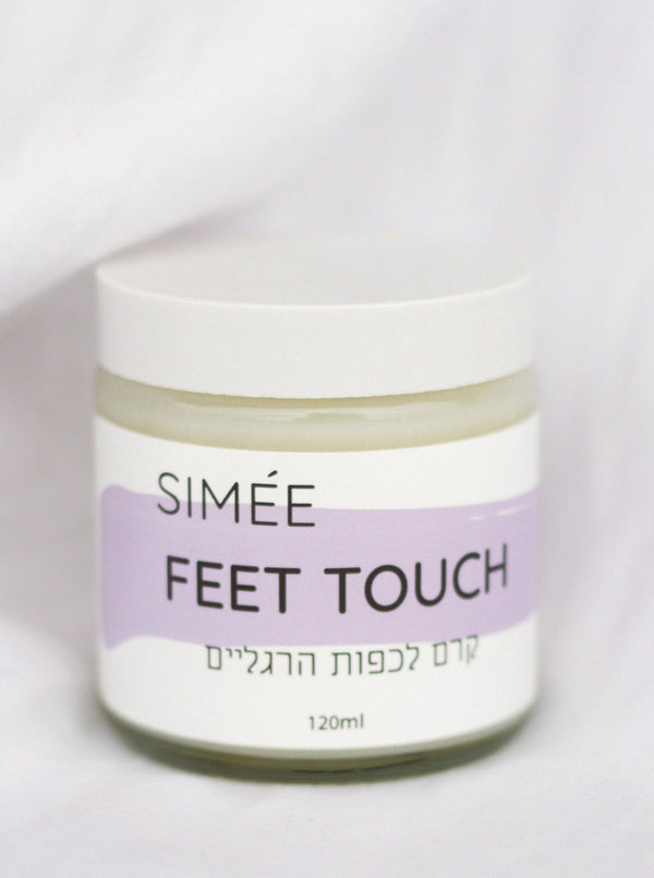simeevianature Body Care 120ML Feet Touch Foot Cream