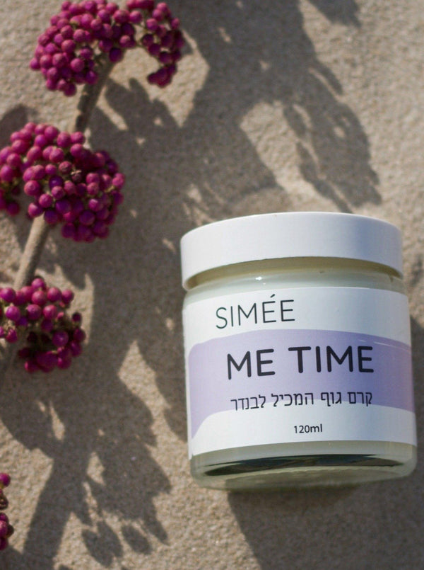 simeevianature Body Care 120ML Me Time Body Cream