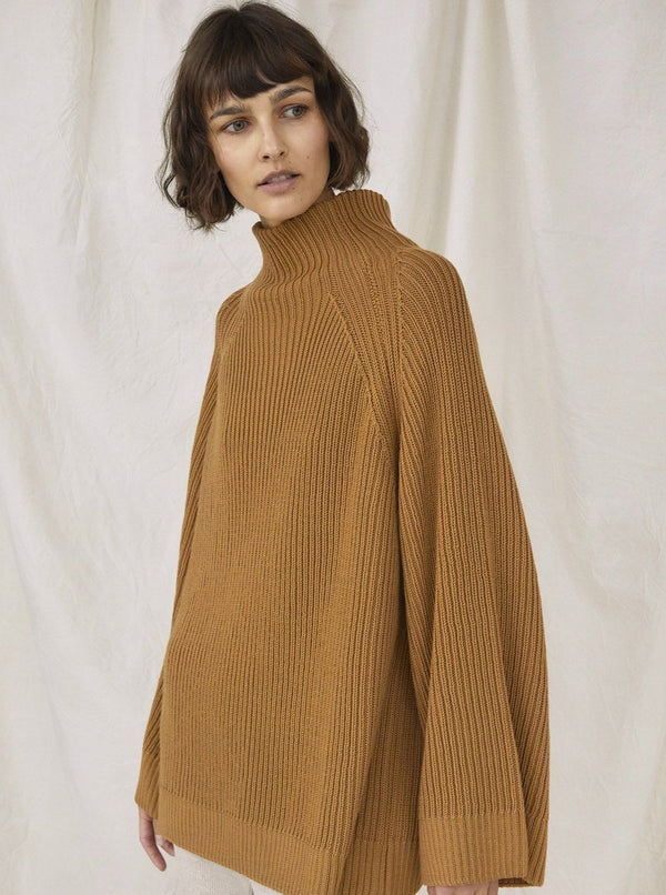 The Knotty Ones Sweaters Milda Turtleneck