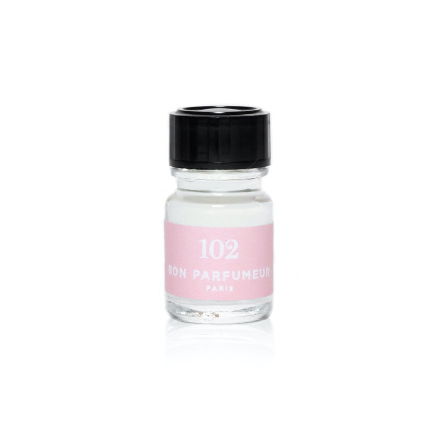 Minishot 2.5ml Bon Parfumeur 101: rose, sweet pea, white cedar