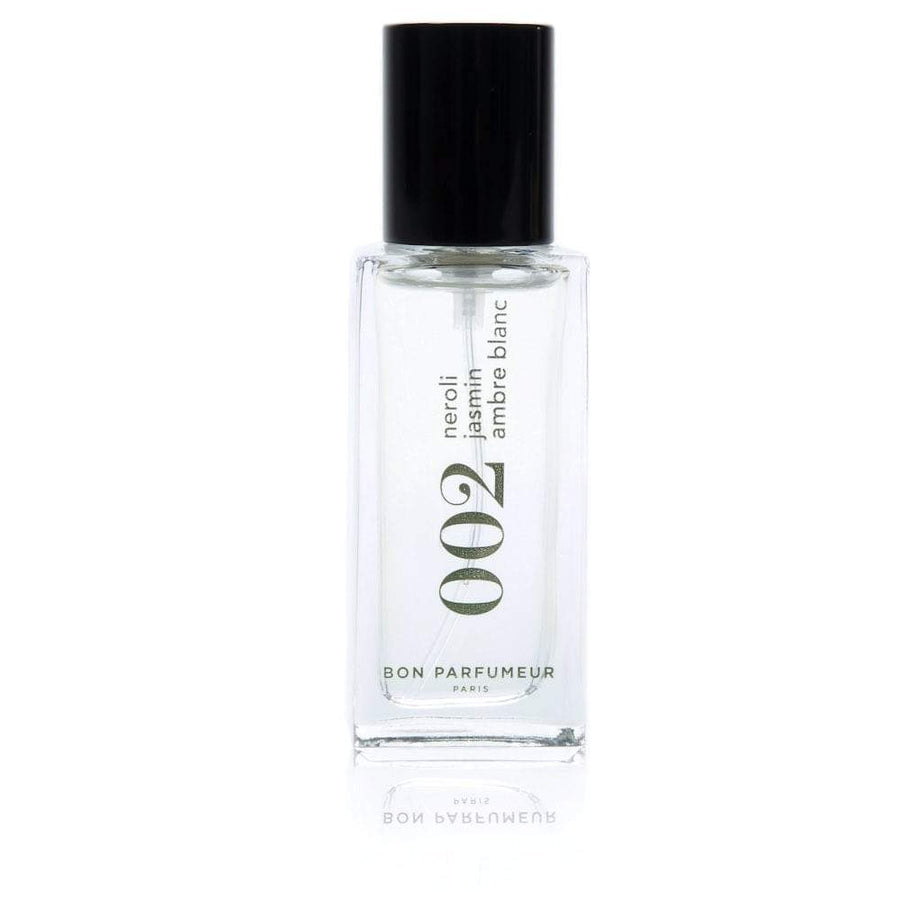 Travel Spray 15ml Bon Parfumeur 002: neroli, jasmine, white amber