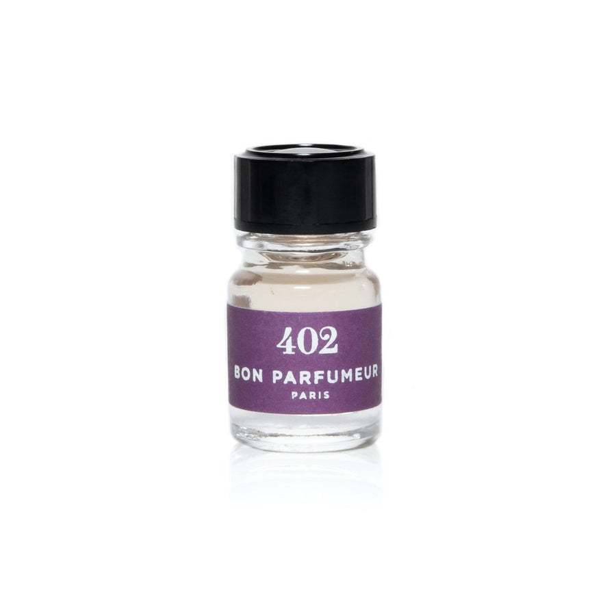 Minishot 2.5ml Bon Parfumeur 402: vanilla, toffee, sandalwood