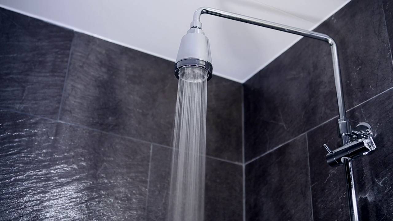 AS Aromatherapy Shower Head - Fixed, Medium