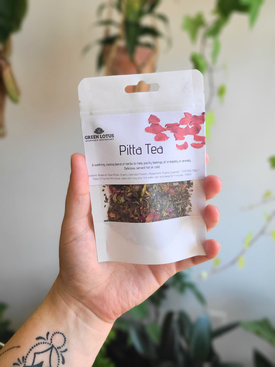 Ayurvedic Pitta Tea