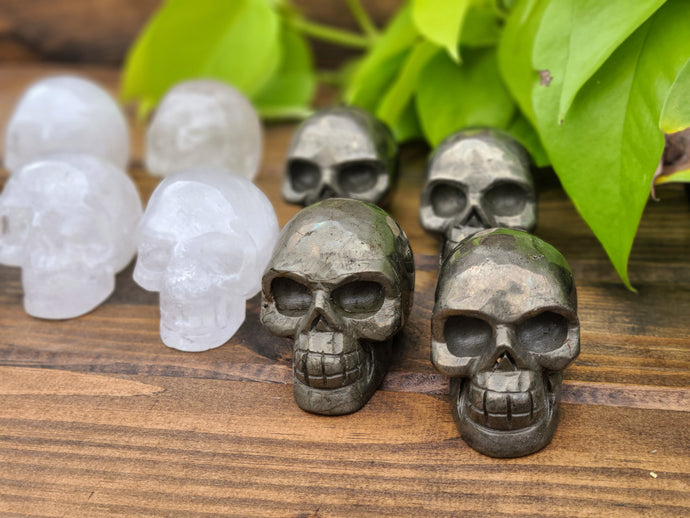 Crystal Skulls Large