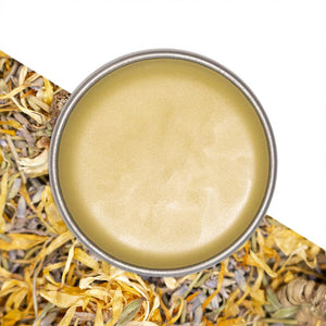 """Scratch & Itch"" Herbal Salve"