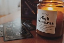 High Priestess Candle