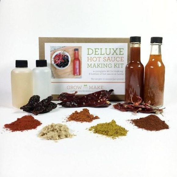 Deluxe Hot Sauce Making Kit - KindCause-BeKind