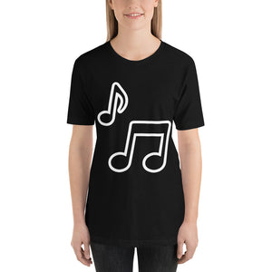 Musical - Short-Sleeve Unisex T-Shirt