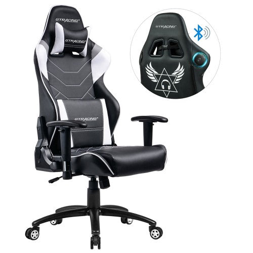 Music Gaming Chair GT899-GRAY