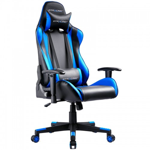 Gaming Chair GT002-BLUE