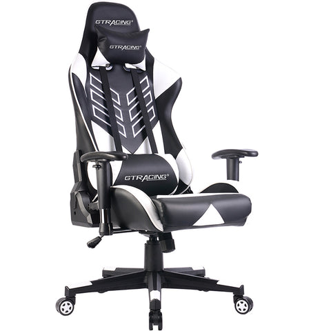 Gaming Chair GT007-WHITE