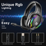 Gaming Gear // Gaming Headset K1-BLACK