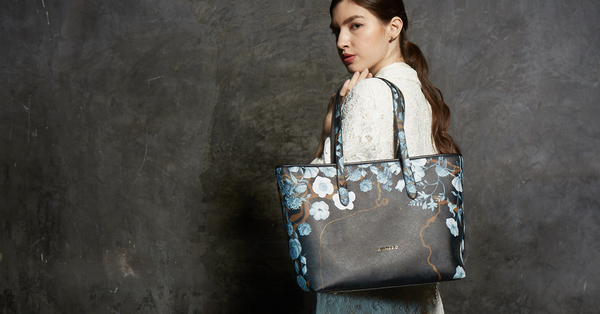 Why tote bags are the new work bags for women
