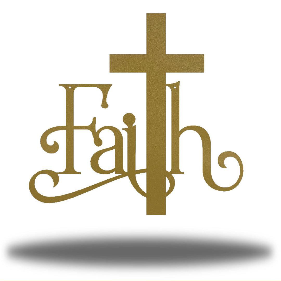 Faith Cross - Go Riverside Designs