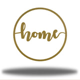 Home Circle - Go Riverside Designs