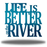 Life is Better on the River