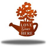 Love Grows Here - Go Riverside Designs