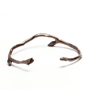 The clean branch bracelet - Bronze