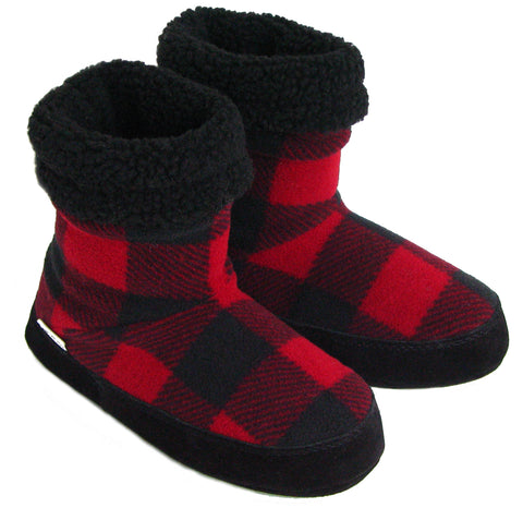 Polar Feet Kids' Snugs Lumberjack