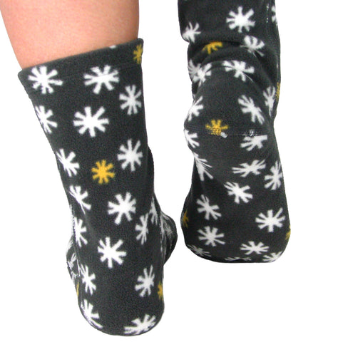 Polar Feet Adult Socks - Cosmos