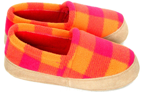 Polar Feet Kids' Perfect Mocs in Raspberry Sunrise