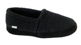 Polar Feet® Women's Perfect Mocs™ Black Berber