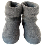 Polar Feet® Men's Snugs™ Grey Berber