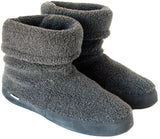 Polar Feet Men's Snugs Grey Berber