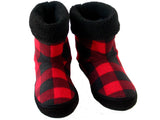 Polar Feet Men's Snugs Slippers in Lumberjack v1