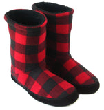 Polar Feet Men's Snugs Slippers in Lumberjack v3