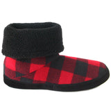Polar Feet Men's Snugs Slippers in Lumberjack v2