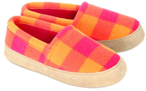 Polar Feet® Women's Perfect Mocs™ Raspberry Sunrise