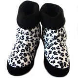 Polar Feet Women's Snugs Slippers in Snow Leopard v2