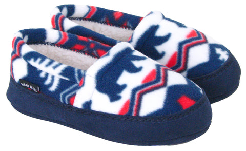 Polar Feet Kids' Perfect Mocs Polar Bear