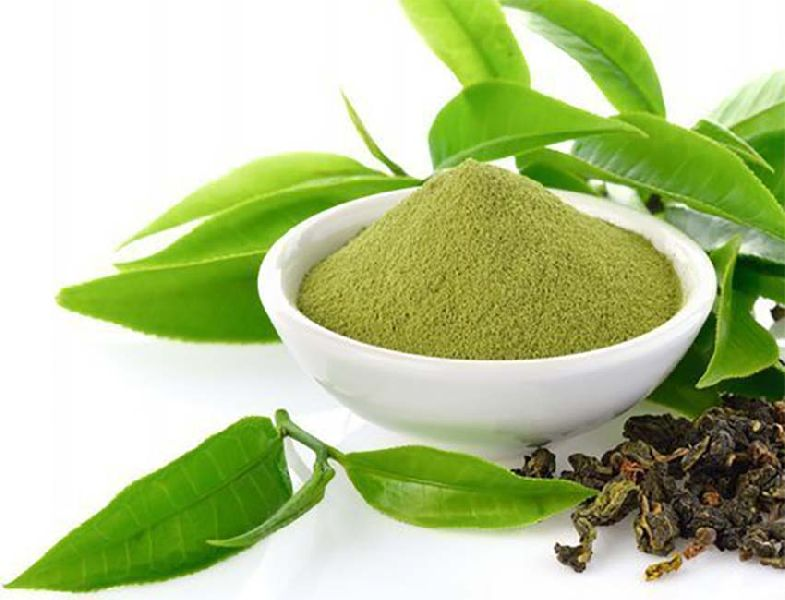Skin Benefits Using Green Tea Extract