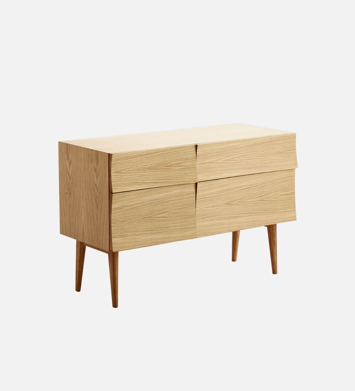 Muuto - Reflect dressoir small eiken