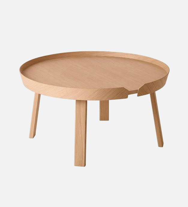 Muuto Around Coffeetafel Eiken