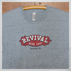 Apparel - T-Shirt (Red Sign Logo)