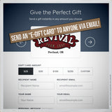 Accessories - REVIVAL GIFT CARD