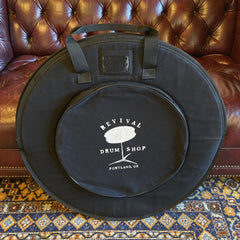 "Accessories -  Revival Canvas Cymbal Bag 22"", 24"", or 26"""