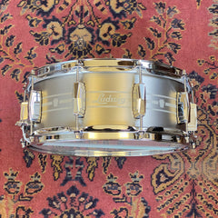 Snare - Ludwig 5.5x14 Heirloom Stainless Steel