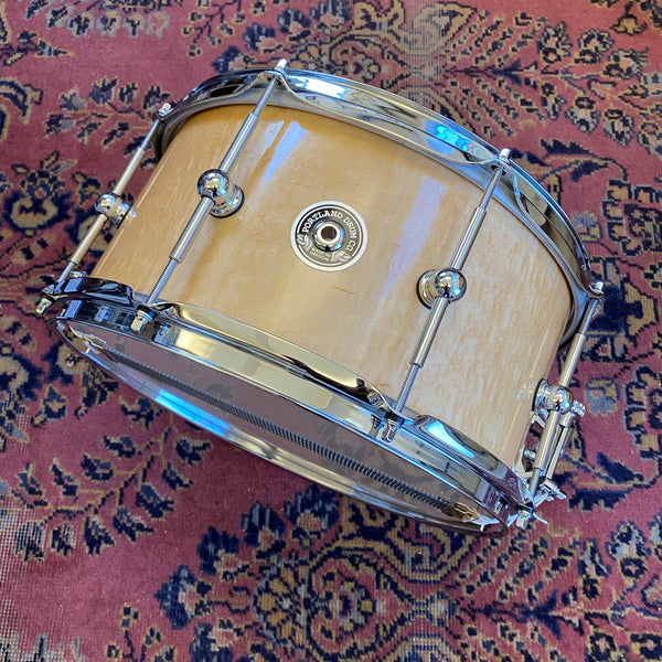 Snare - Portland Drum Co. 7x14 Maple
