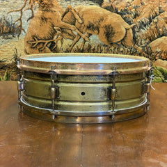 Snare - Leedy 5x14 Black Elite