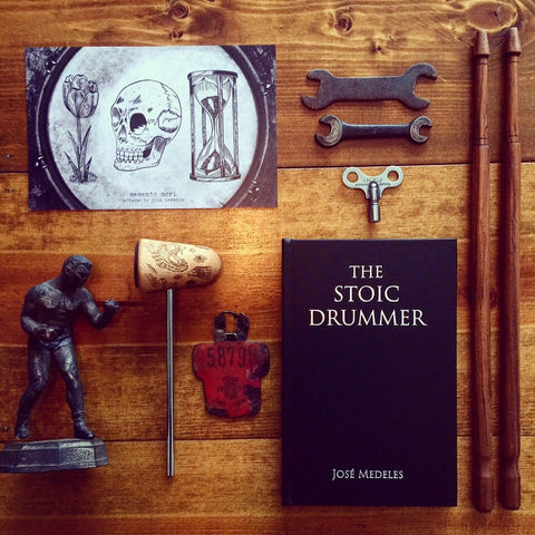 Book - The Stoic Drummer